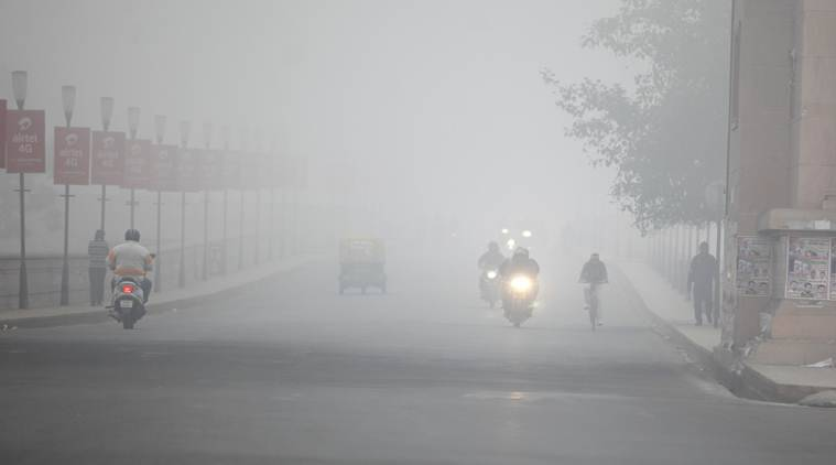 rajasthan cold wave, north india cold wave, north india fog, weather north india, climate news north india, rajasthan climate news, indian express, india news