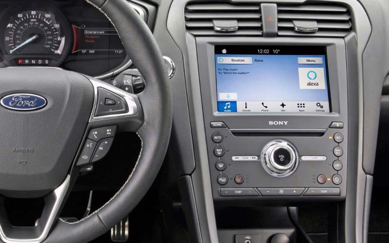 CES 2017, CES, Ford Motors, Ford Motors Alexa, Ford Motors Alexa CES, Alexa Amazon, Amazon Alexa on Ford, Virtual Assistants, Assistants on cars, Alexa on Ford cars, technology, technology news