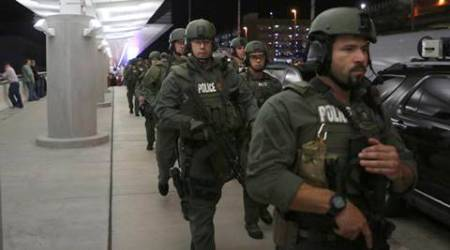 Investigators search for motive in Florida airport shooting