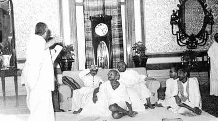 Gandhi Conclave, Gandhi Conclave Patna, Champaran Satyagraha, Gandhi Champaran visit, Gandhi freedom movement, Mahatma Gandhi, Gandhi Swadeshi movement, indian express coloumn