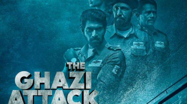 The Ghazi Attack new poster