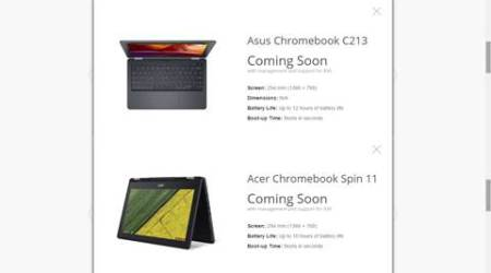 Google for Education unveils two new Chromebooks with Wacomstylus