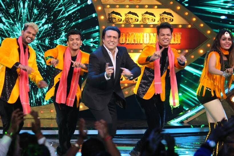 bigg boss, salman govinda, salman govinda back together, govinda upcoming movies, govinda aa gya hero