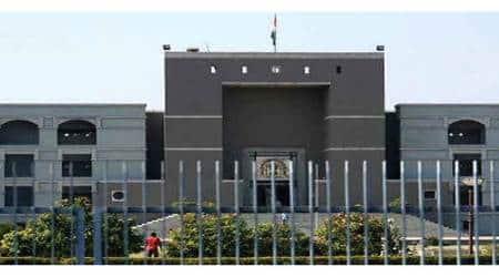 gujarat high court, coast guard, indian coast guard, gujarat coast guard dismissed, indian express news