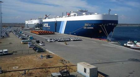 "Security concerns addressed, Sri Lankan cabinet ""clears port deal"" with China firm"