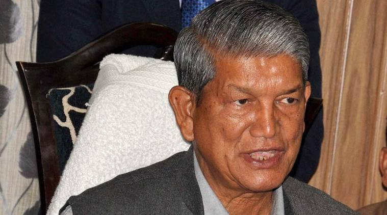 Heavy snowfall leaves ex-CM Harish Rawat, Congress MP, MLA stranded in Kedarnath