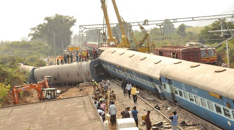 Hirakhand Express derailment: 23 of 39 dead in train accident identified