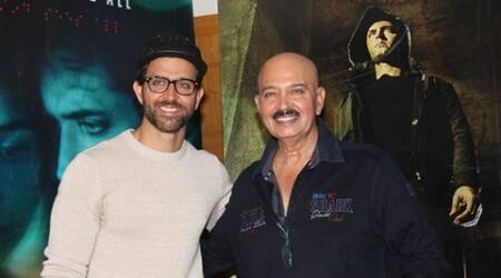 Kaabil star Hrithik Roshan: Ask me about my father's legacy when I am 80