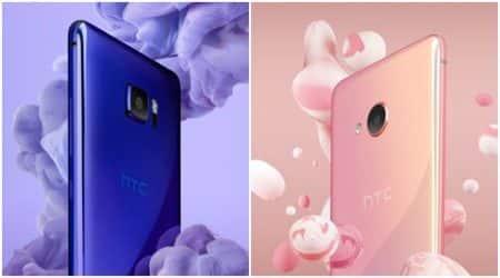 HTC, HTC U series, HTC U Play, HTC U Ultra, HTC U Ultra dual display, HTC U Ultra price, HTC U Ultra specifications, HTC U Ultra features, HTC U Play price, HTC U Play specifications, HTC U Play features, Android Nougat, smartphones, technology, technology news