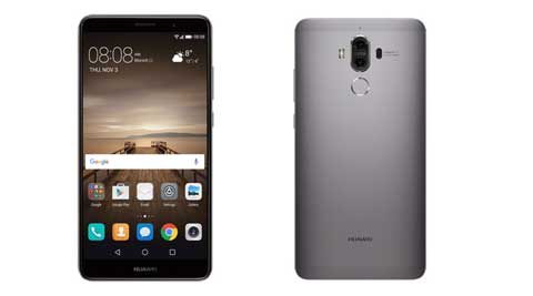 CES 2017: Huawei introduces Mate 9 at $599 with Amazon Alexa integration