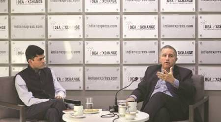 Indo-Israel ties did not start two and a half years ago, there has been a change in policy: DanielCarmon