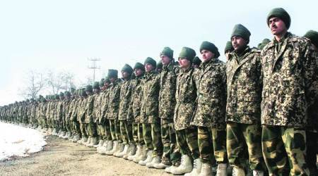 indian army, join indian army, gujaratis in army, army recruitment gujarat, indian army recruits, indian express