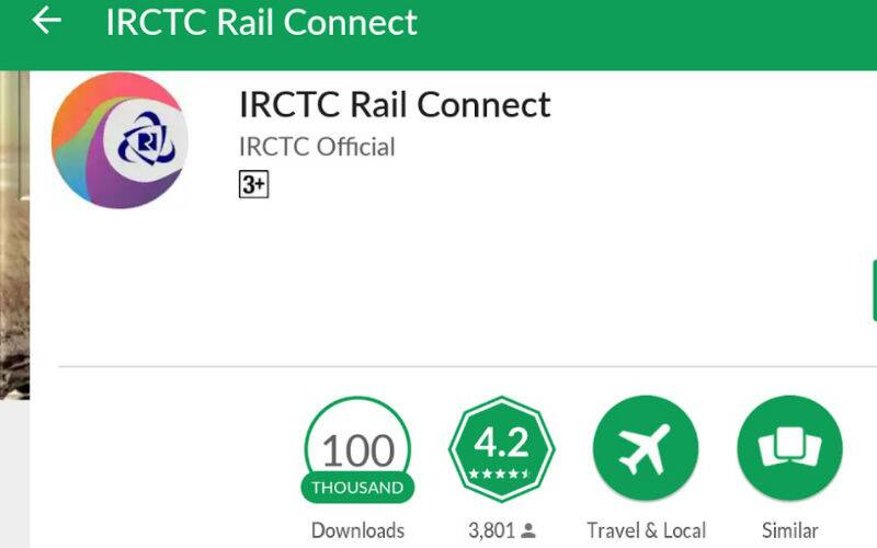 IRCTC Rail Connect app, IRCTC app,  IRCTC app, Railway Minister Suresh Prabhu, e-ticketing, Android based application, IRCTC mobile apps, Indian Railways app, e-ticketing, IRCTC e wallet, Technology, Technology news