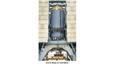 ISRO, cryogenic engine, cryogenic engine for GSLV Mk III, GSLV Mk III rocket, rocket launch, launcher vehicle, C25, Geosynchronous Transfer Orbit, science, space, technology, science news