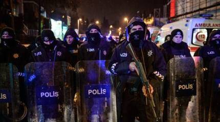 Istanbul nightclub attack: Suspect who killed 39 captured in police operation