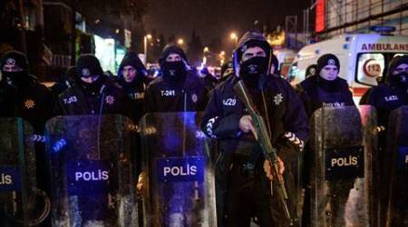 Istanbul nightclub attacker captured: Turkey