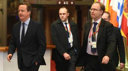 Ivan Rogers UK envoy resigns, Ivan Rogers resignation, European Union, Brexit, UK prime Minister, Theresa May, May UK PM, world news, indian express news