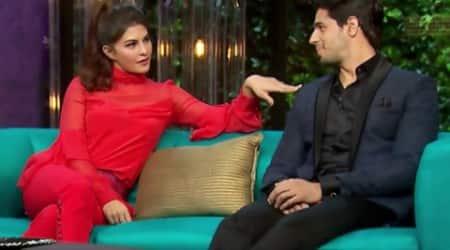 Koffee With Karan Season 5: Jacqueline Fernandez, Sidharth Malhotra went naughty as Karan Johar tried to playcupid