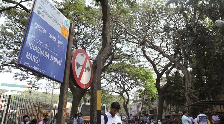 dadar, mumbai dadar, dadar road, why dadar, dadar east, Khashaba Jadhav Marg, story behind road name, mumbai news, indian express news, india news