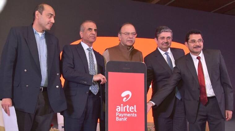Arun Jaitley, Airtel Payments bank, Jaitley Airtel payments bank, Jaitley digital india, Arun Jaitley digital India