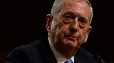 James Mattis' India visit aimed at taking Indo-US defence ties to nextlevel
