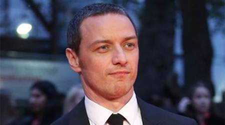 My life has changed massively: James McAvoy on divorce