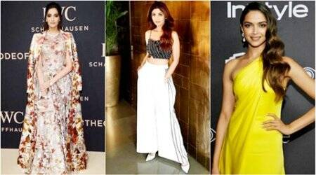 fashion hits and misses, celeb fashion, sonam kapoor fashion, deepika padukone fashion, kangana ranaut fashion, huma qureshi, malaika arora khan, shilpa shetty, tamannaah bhatia, preity zinta, indian express, indian express news