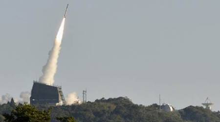 japan, japan mini rocket, japan, samllest satellite, japan space agency, japan news, science news, indian express news