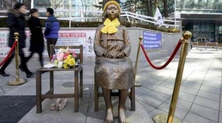 South Korea warns Japan to be cautious over reported remarks on 'comfort women'