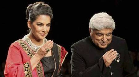 Javed Akhtar, Javed Akhtar news, Javed Akhtar birthday, Javed Akhtar songs, Shabana Azmi, Shabana Azmi javed akhtar, javed akhtar Shabana Azmi, javed akhtar age, entertainment news, indian express, indian express news