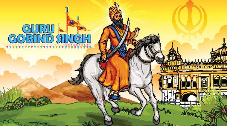 guru gobind singh, guru gobind singh jayanti, guru gobind singh jayanti 2019, gurpurab 2019, gurpurab wishes, gurpurab quoutes, happy gurpurab, happy gurpurab wishes, guru gobind singh jayanti wishes, guru gobind singh jayanti images, guru gobind singh jayanti sms, guru gobind singh jayanti messages, guru gobind singh jayanti photos, guru gobind singh jayanti wallpaper, guru gobind singh jayanti pictures, guru gobind singh jayanti quotes, indian express, indian express news