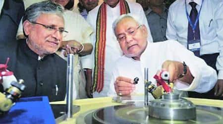 Bihar, Janata Dal (United), JD(U), BJP, Makar Sankranti, Nitish Kumar, Narendra Modi, demonetisation, india news, indian express