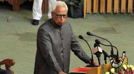 J&K Governor NN Vohra calls for learning from 2016 events