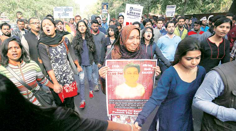 najeeb ahmed, najeeb ahmed missing, JNU missing student, cbi, delhi high court, jnu students call records, JNU, latest news, indian express