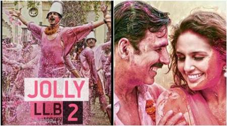 Jolly LLB 2, Jolly LLB 2 movie, Jolly LLB 2 movie collection, Jolly LLB 2 collection, Jolly LLB 2 box office collection, Jolly LLB 2 box office, Jolly LLB 2 box office collection day 2, Jolly LLB 2 box office collection day two, akshay kumar Jolly LLB 2, akshay kumar, Jolly LLB 2 akshay kumar, entertainment news, indian express, indian express news