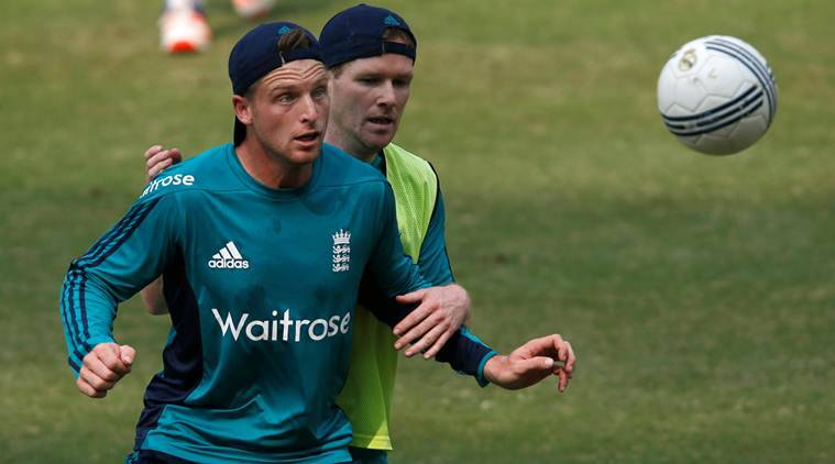 Cricket - England team practice session