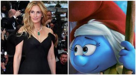 Julia Roberts joins Smurfs: The Lost Village