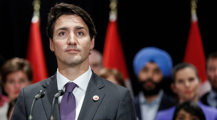 Canada, Canada PM Justin Trudeau, Justin Trudeau, Canada Conservative Face Scheer, Scheer Canada Opposition Party, Canada Scheer, World News, Latest World News, Indian Express, Indian Express News