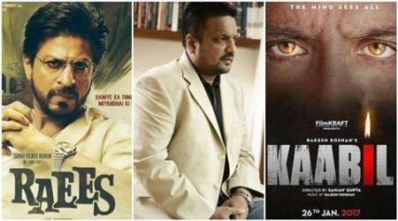 I am not worried about Raees, Kaabil clash: SanjayGupta