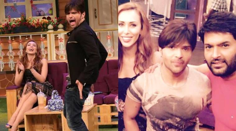 Image result for iulia vantur in kapil sharma show