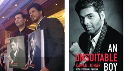 Karan Johar, Shah Rukh Khan, An Unsuitable Boy