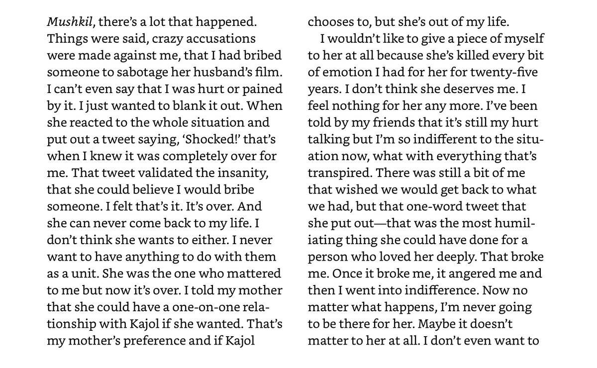 Karan Johar on why his friendship with Kajol ended Ajay Devgns