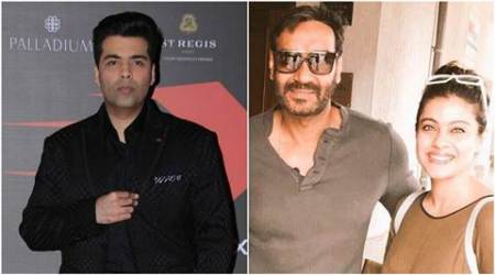 Karan Johar on why his friendship with Kajol ended. Ajay Devgn's name crops up too