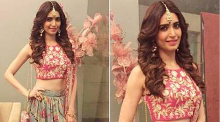 I want to do a romantic role: Karishma Tanna