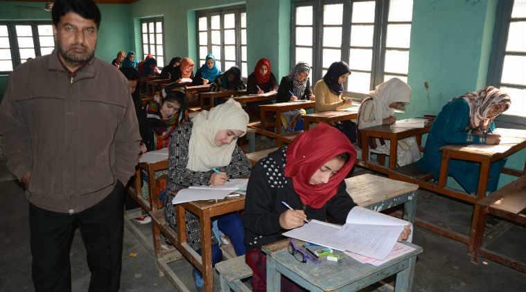 JKBOSE class 10 exams,JKBOSE class 10 results,JKBOSE results, Jammu Kashmir class 10 results, education news, indian express news