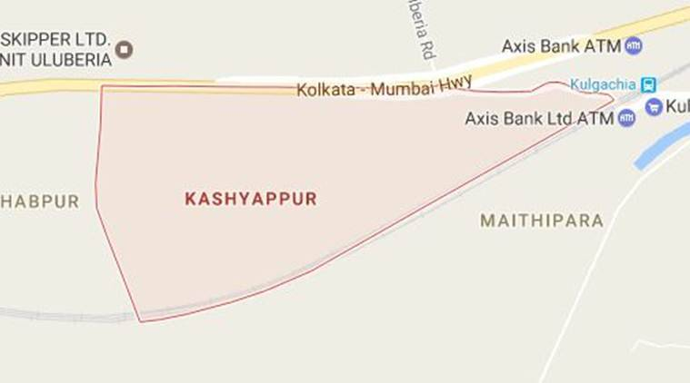 bus accident, Kashyappur bus accident, Howrah road mishap, Howrah road mishap deaths, Uluberia Sub Divisional Hospital reports, indian express news