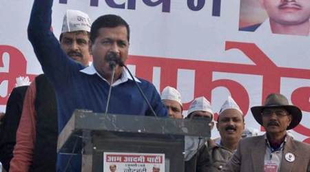 Punjab assembly elections, punjab polls, punjab politics, Punjab drugs menace, Arvind Kejriwal election campaign, Arvind Kejriwal, Kejriwal on Punjab elections, Kejriwal on Punjab drug menace, indian express news