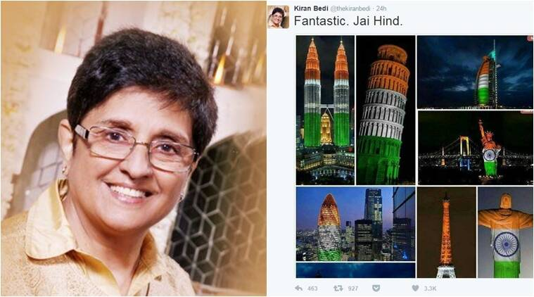 Kiran Bedi gets trolled on Twitter
