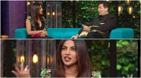 Koffee With Karan: Priyanka Chopra's GK is being tested. Will an Alia Bhatt moment happen? Watch video