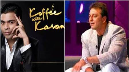 Karan Johar, Sanjay Dutt, Karan Johar koffee wih karan, Koffee With Karan guest, Koffee With Karan updates, Karan Johar news book